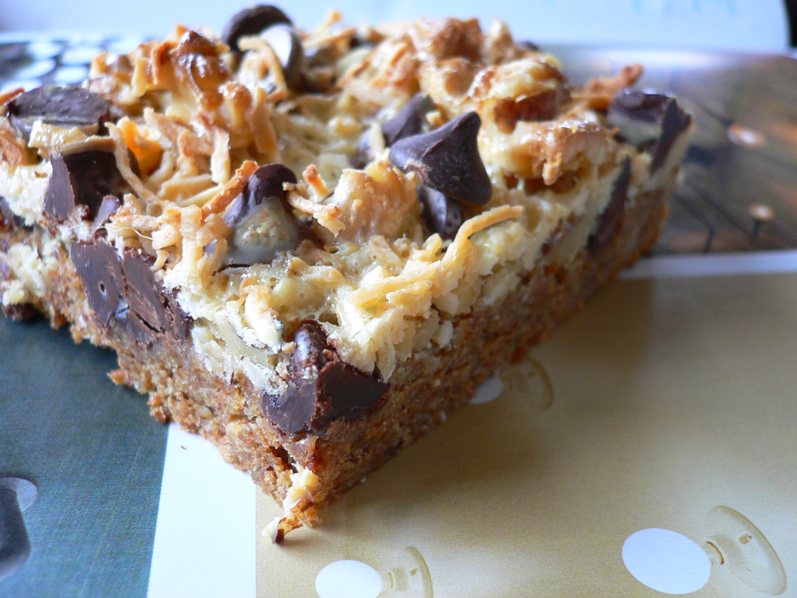 Magic Cookie Bars What We Love Most